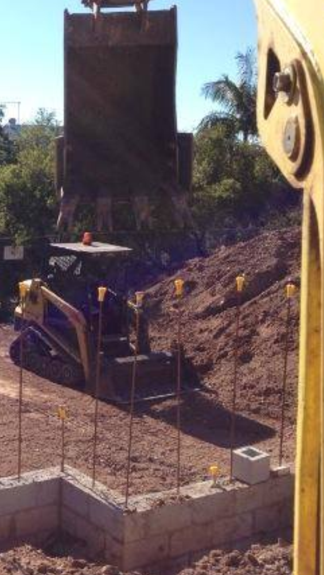 Earthmoving equipment for hire