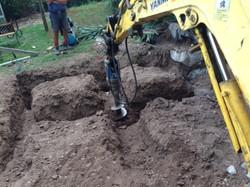 Auger Drilling & Slab Preparations