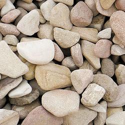 Tumbled Sandstone Rock 70mm