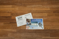 Direct Mail Postcard Design