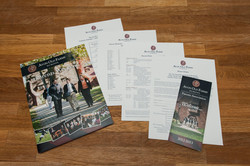 Brochure, Folder and Handout Design