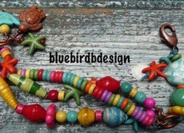 Summertime bracelet