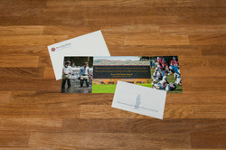 Direct Mail Solicitation Design