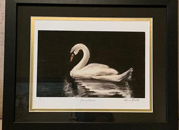 Floating Grace-Print
