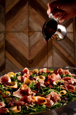 Fleur De Lis Catering Prosciutto Fig and