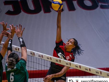 Rio/Sesc/Flamengo vence Brasília Vôlei na estreia da Superliga