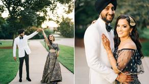 The Dearborn Inn Sikh + Hindu Indian Wedding