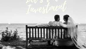 Let's talk investment for your Wedding in Detroit.
