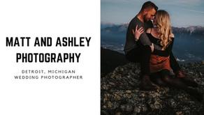 Matt and Ashley Photography // Detroit Wedding Photographer