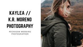 K.R. Moreno // Michigan Wedding Photography