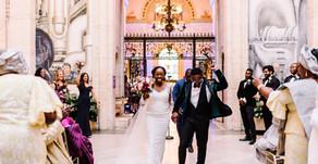 Detroit Institute of Arts Nigerian Yoruba Wedding
