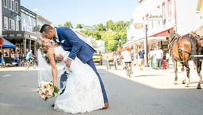 Island House Hotel Mackinac Island Wedding