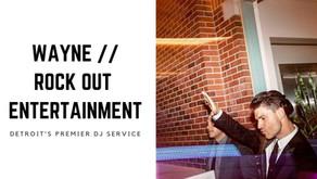Detroit DJ // Rock Out Entertainment