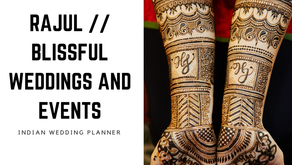 Blissful Weddings and Events // Detroit Indian Wedding Planner