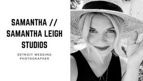Samantha Leigh Studios // Detroit Wedding Photographer