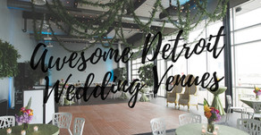 Awesome Detroit Wedding Venues