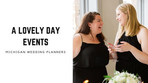 A Lovely Day Events // Michigan Wedding Planners