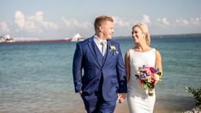 Mission Point Resort Mackinac Island Wedding