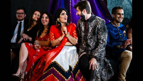Renaissance Toledo Downtown Hotel Hindu Fusion Wedding
