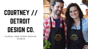 Floral and Event Design Studio // Detroit Design Co.