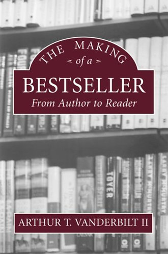 The Making of a Bestseller: From Author to Reader