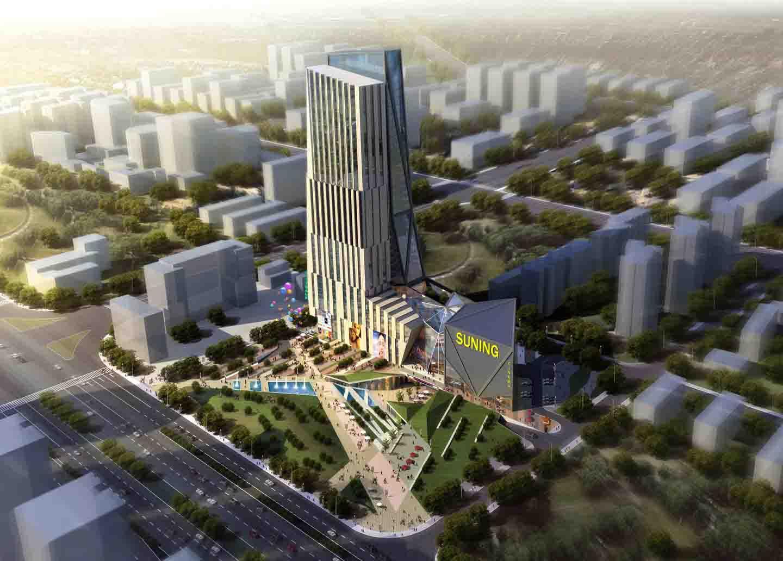Qingjiang Plaza Competition