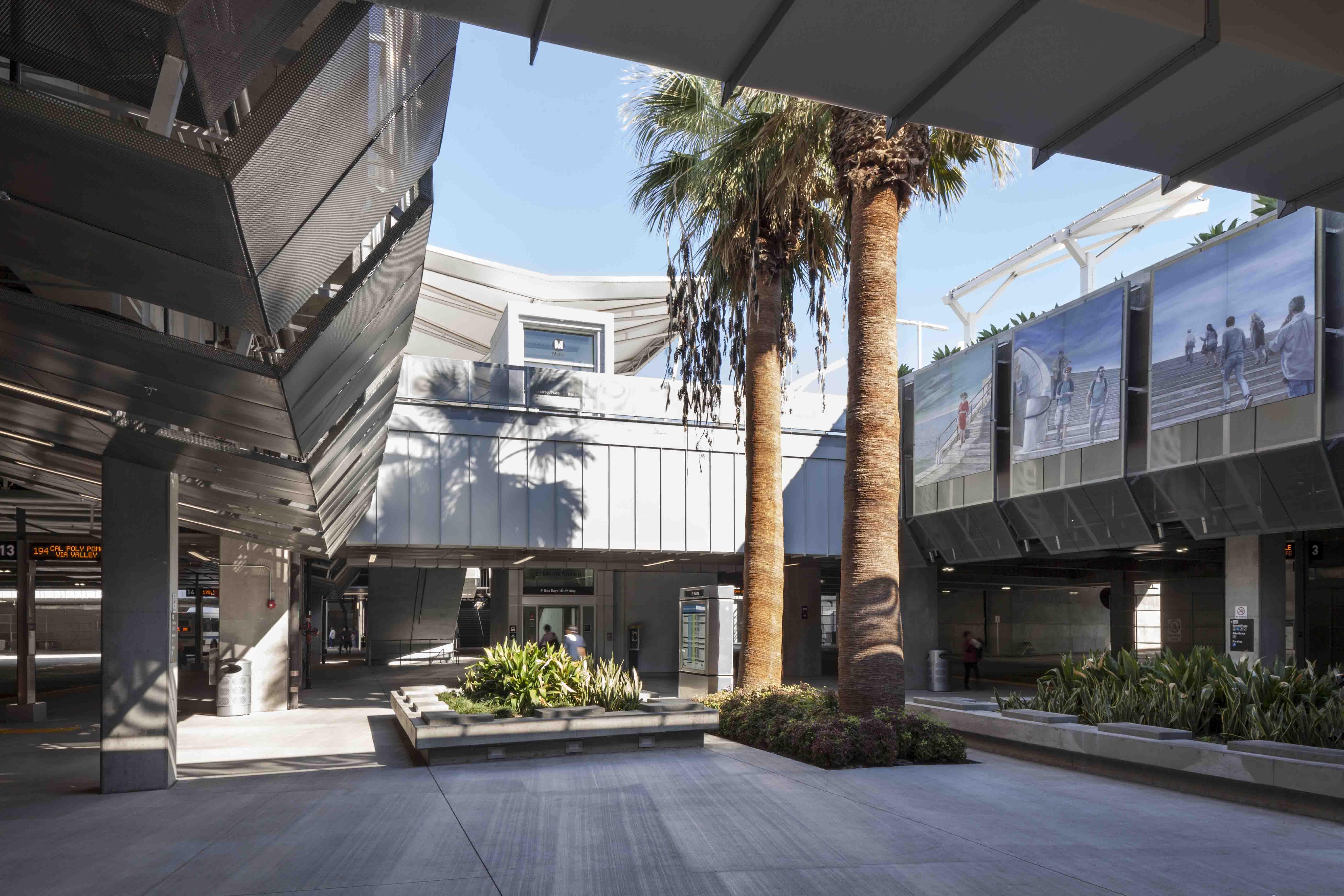 Concourse Courtyard