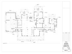 Ground Floor Structural Plan