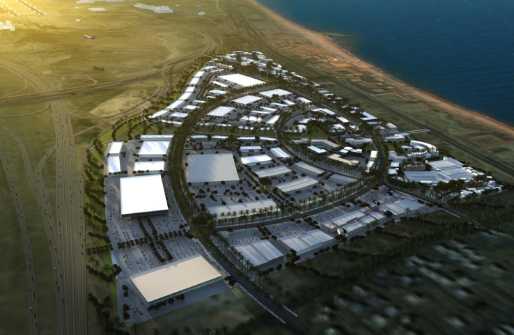 Muscat Airport City Master Plan