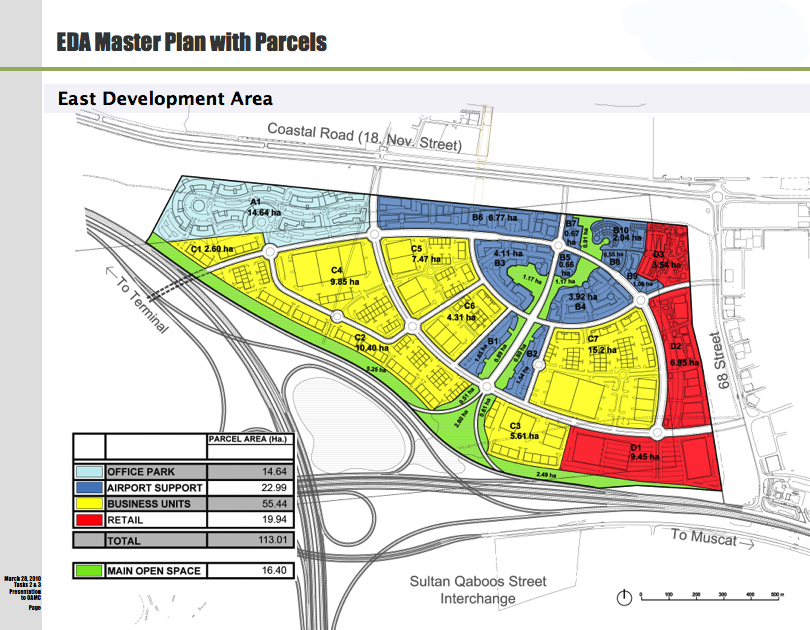 Site Zoning Map