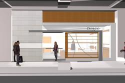 Initial Storefront Design