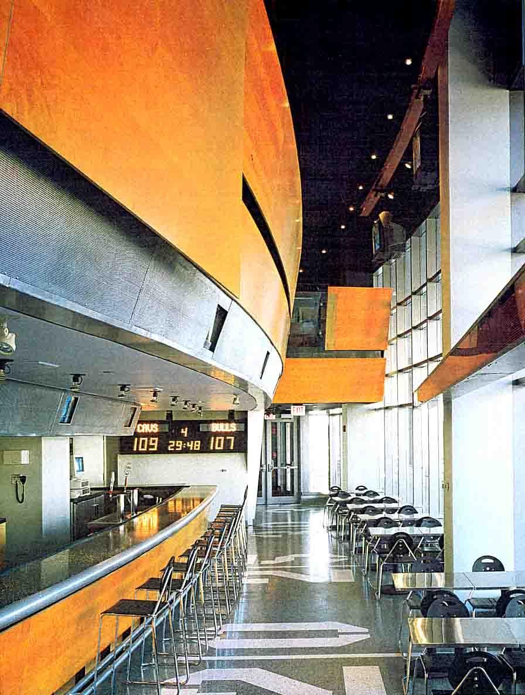 Main Dining + Bar Area