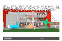 Weller Court Entry