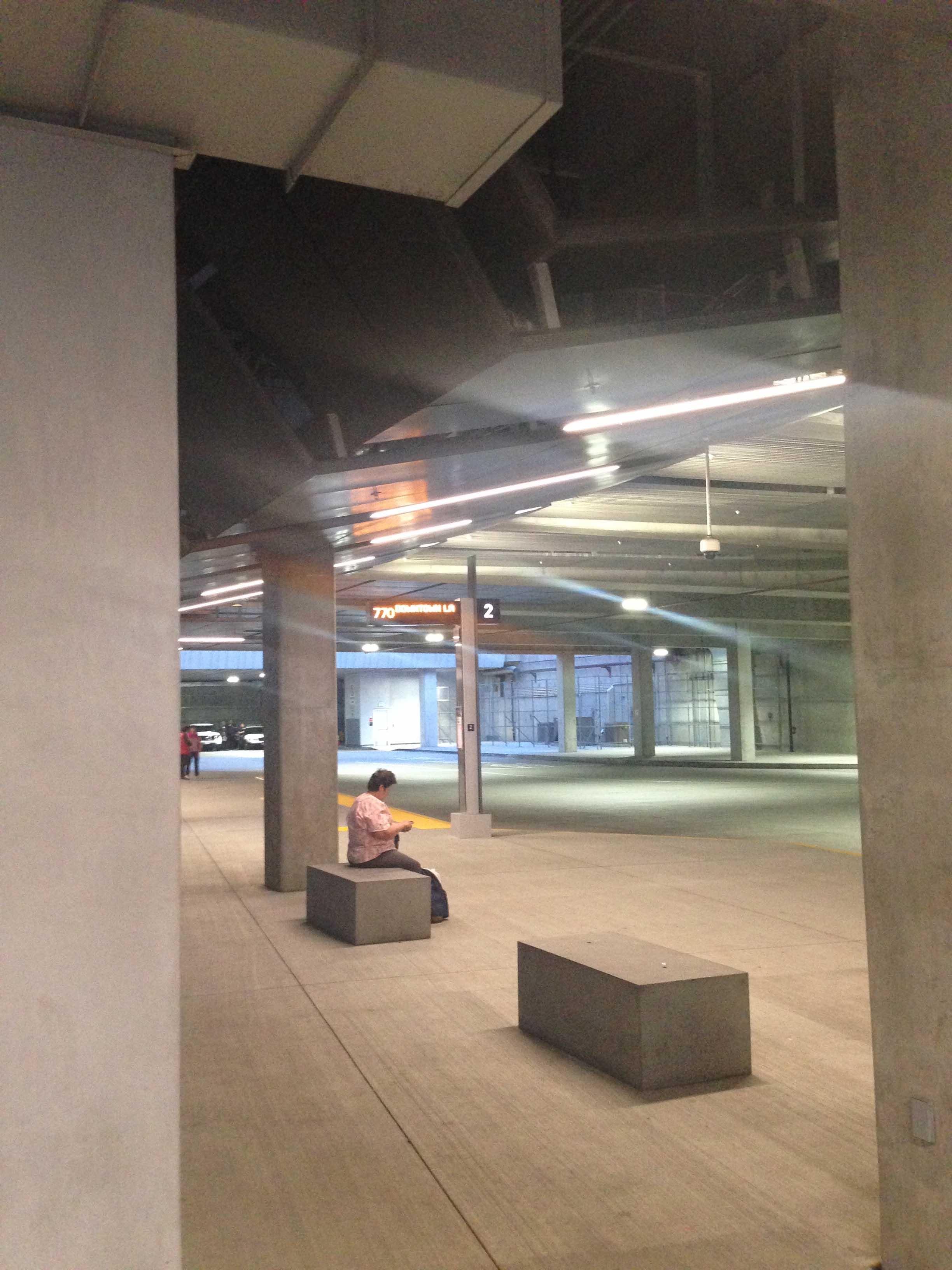 Concourse Waiting Area