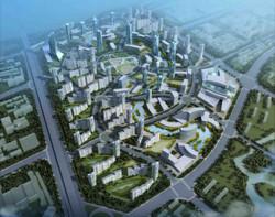 Qunli Commercial Zone Master Plan