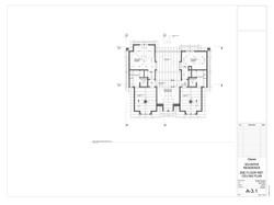 Second Floor Structural Plan