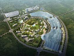 Longhe Dragon River Retail Park 