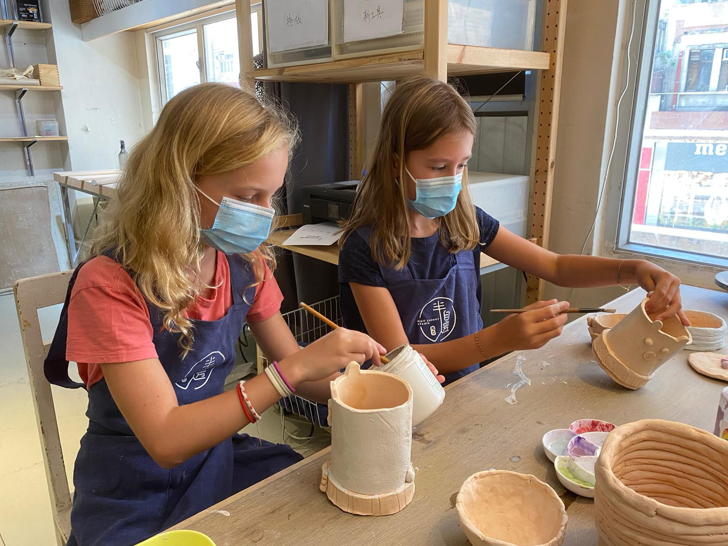 Kids Pottery Class (Level 2)
