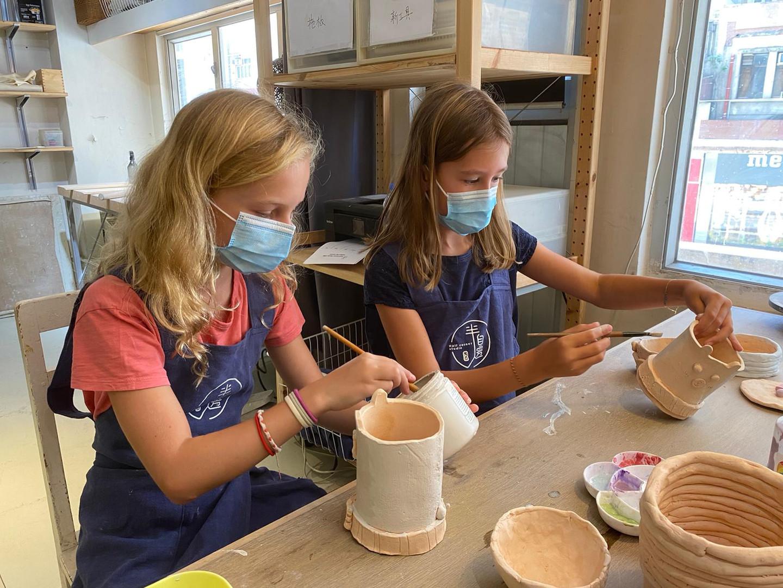 Kids Pottery Class(Level 2)