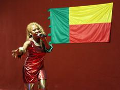 A África celebrada na Alemanha e o dia da independencia de Benin