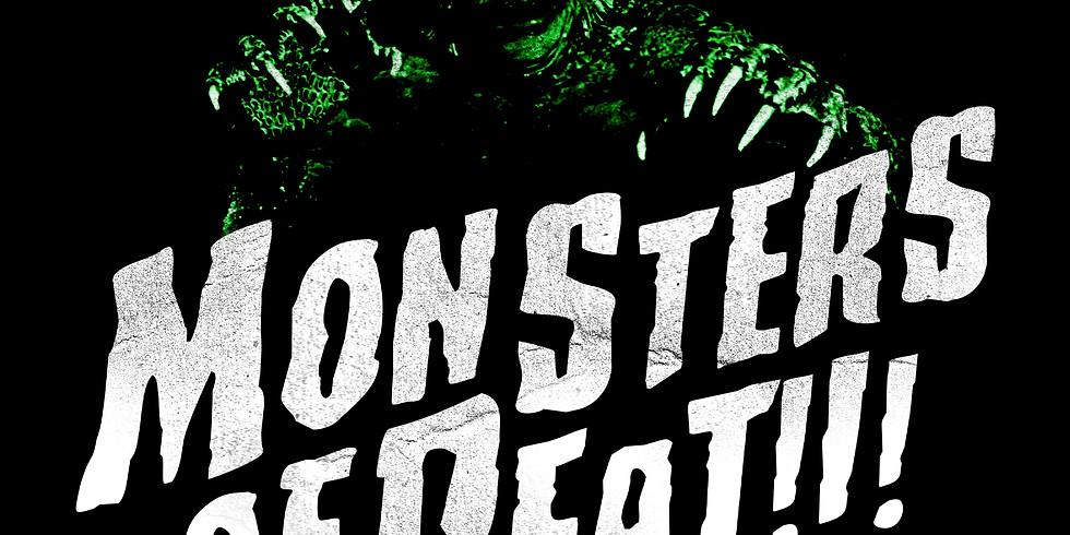 Monsters of Peat Season Ticket Holders