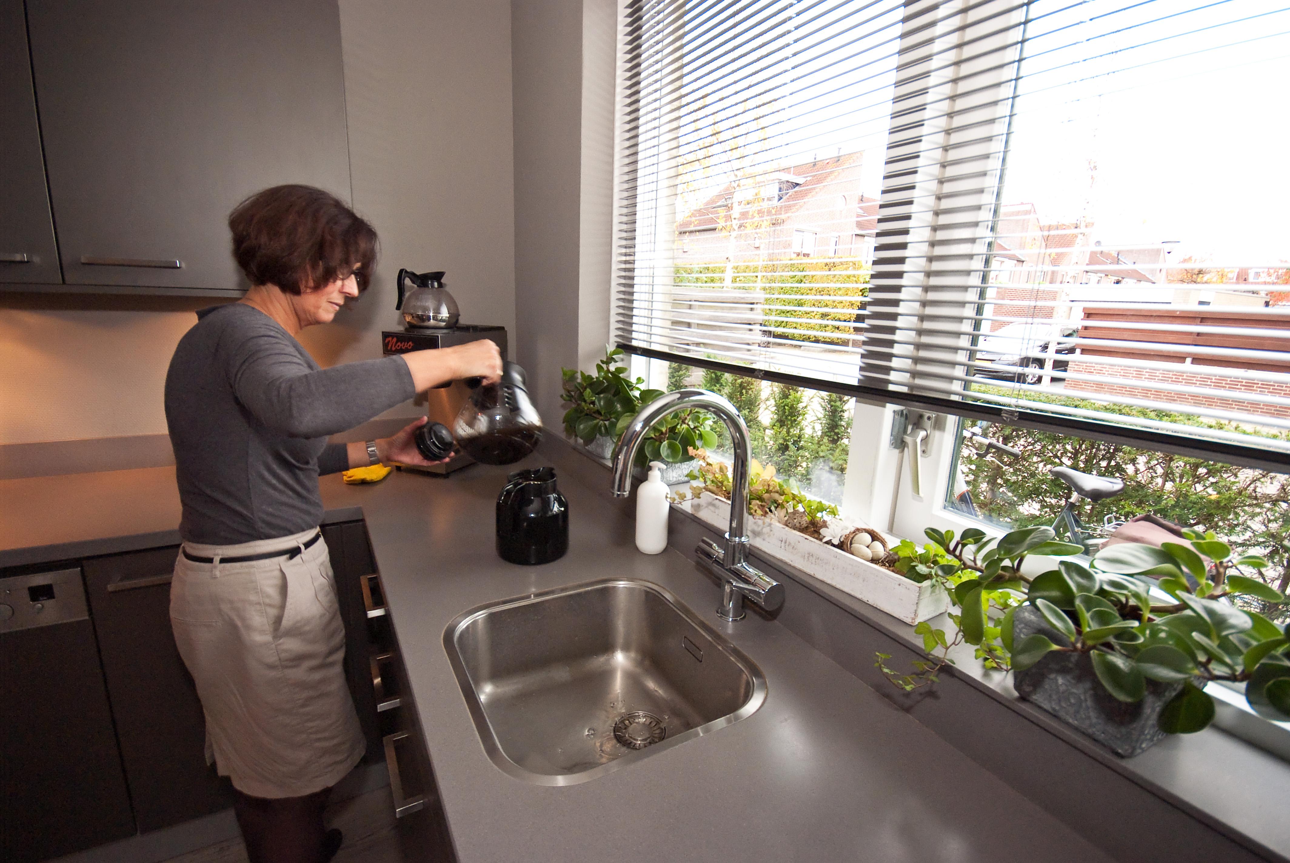 Keukenwerkzaamheden