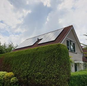Zonne-energie voor Calando