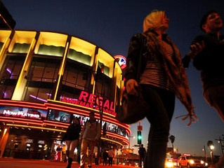 Regal Entertainment Group to explore possible sale