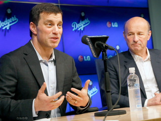 Dodgers' new hire represents a leading indicator of a market correction