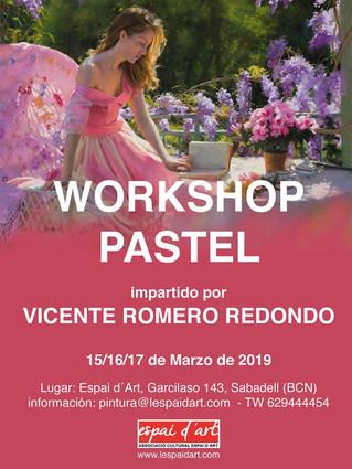 Workshop de pastel