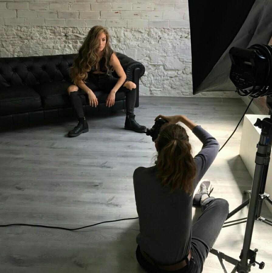 Laura foto modelo
