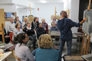 Imatges workshop V. Romero