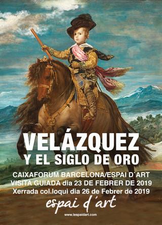 Sortida: Velázquez