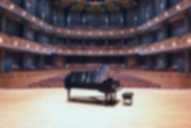 Concert Hall Piano